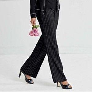 NWT Old Navy women's pinstripe stretch dress pants